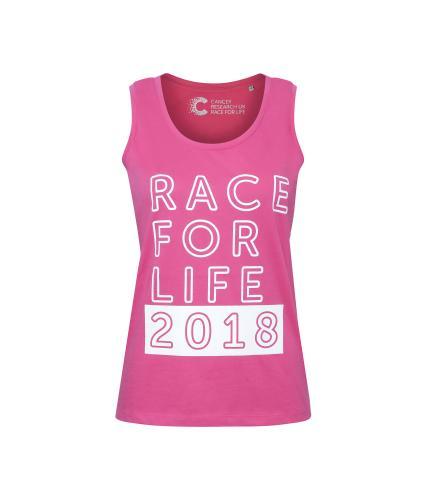 Race for Life 2018 Vest