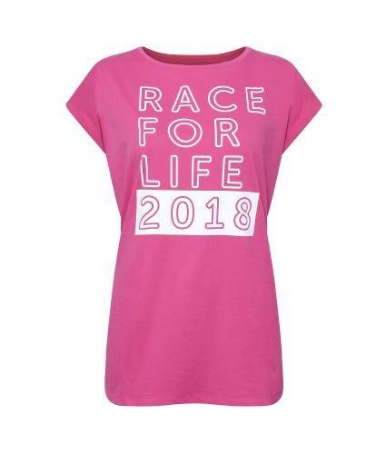 Race for Life 2018 T-shirt