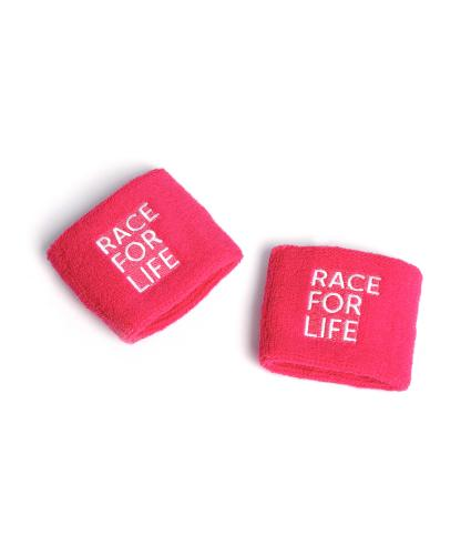 Race for Life Sweatbands