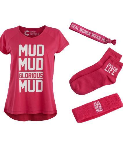 Pretty Muddy 2019 Essentials Kit