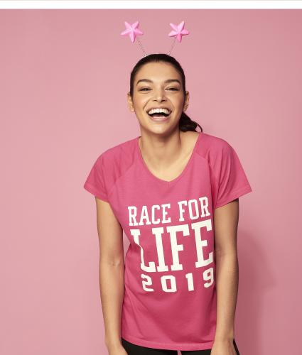 Race for Life 2019 Loose Fit Tee