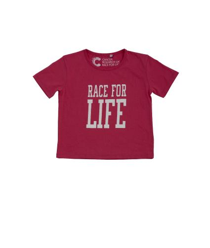 RFL Girls Tee Front