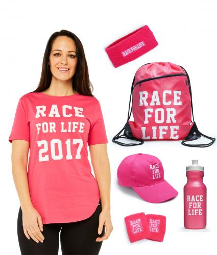 Race for Life Essentials Kit