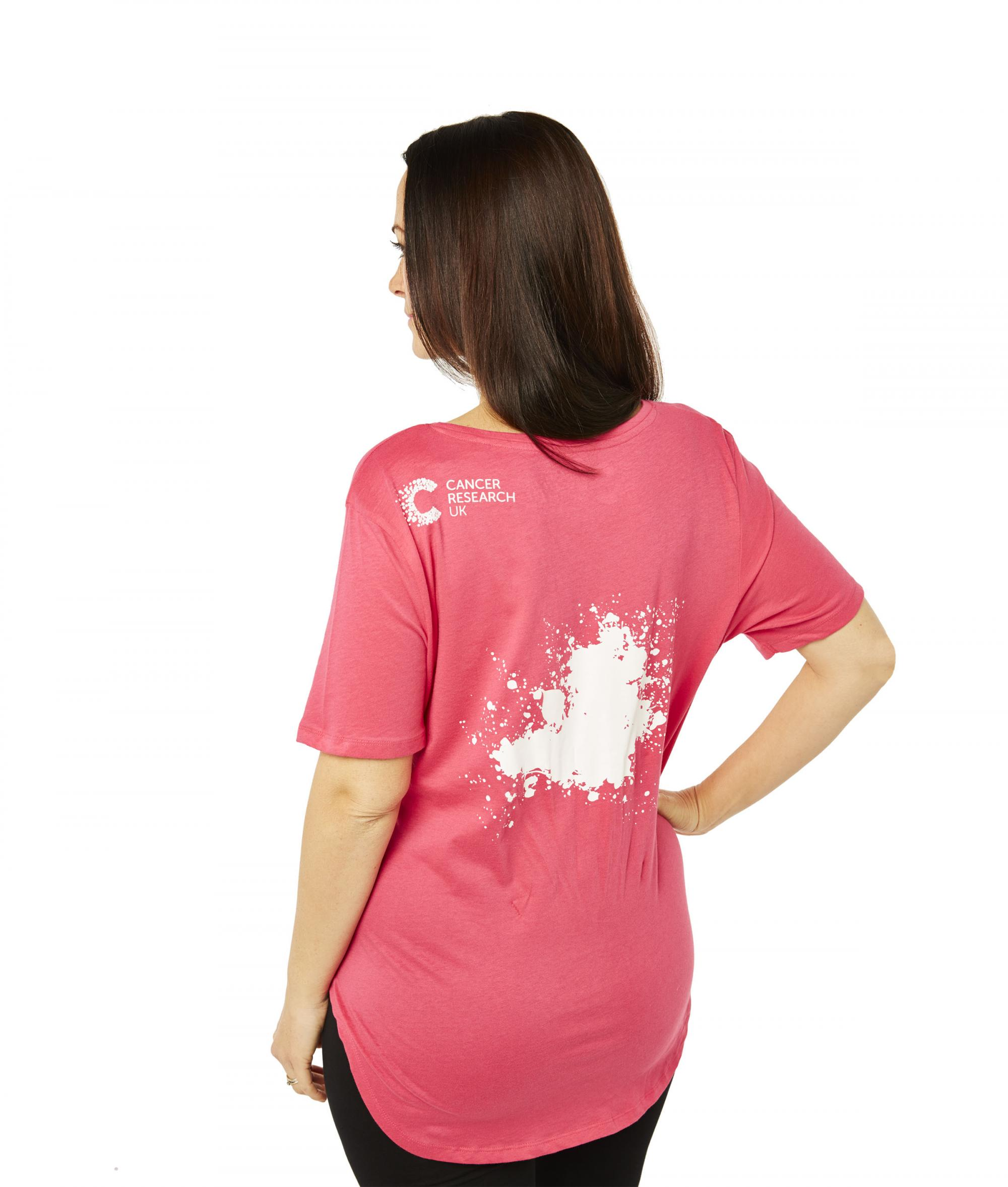 Its Tough Its Muddy Pink T Shirt Ideal for Pretty Mudder Event Charity Race