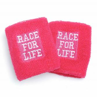Race For Life  2017 Sweatbands Cancer Research UK