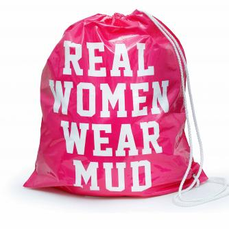 Race For Life  2017 Pretty Muddy Bag Cancer Research UK