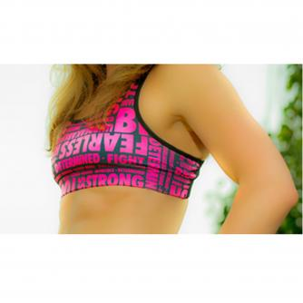Inspired By Cancer Sports Mastectomy Bra, Race for Life, Cancer Research UK