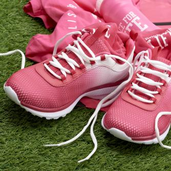 Race for Life 2019 Mesh Trainers